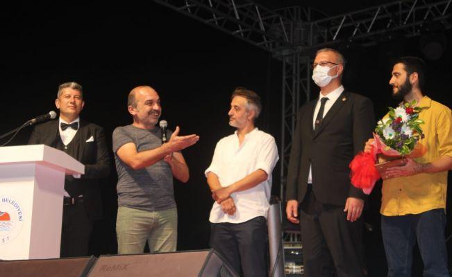 '1. Ulusal Mavi Yengeç Film Festivali' sona erdi