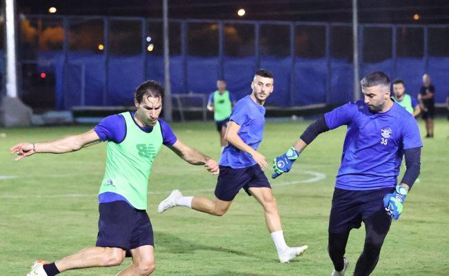 Adana Demirspor, Kayserispor maçı hazırlıklarına başladı