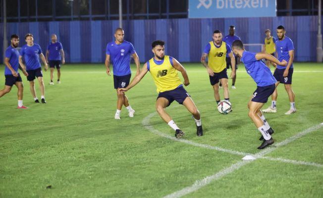 Adana Demirspor'da Fenerbahçe maçı hazırlıkları başladı
