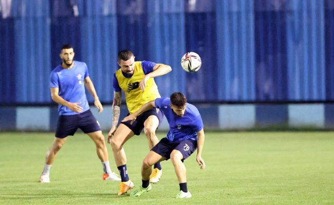 Adana Demirspor'da Konyaspor maçı hazırlıkları sürüyor