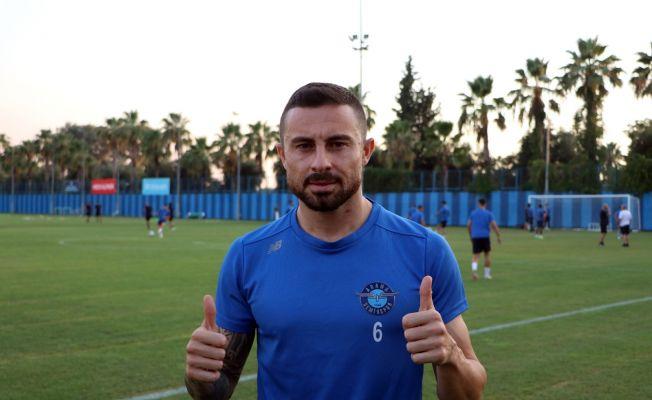 Adana Demirsporlu futbolcular takımlarına güveniyor