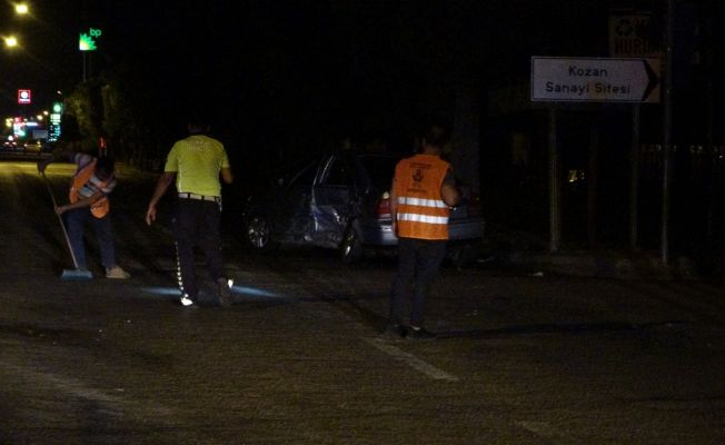 Adana'da kaza: 1'i ağır 8 yaralı