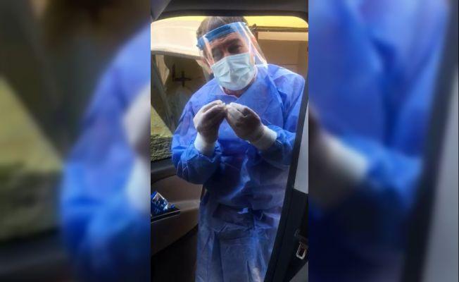 Adana'da görev yapan doktordan hemşehrilerine aşı çağrısı