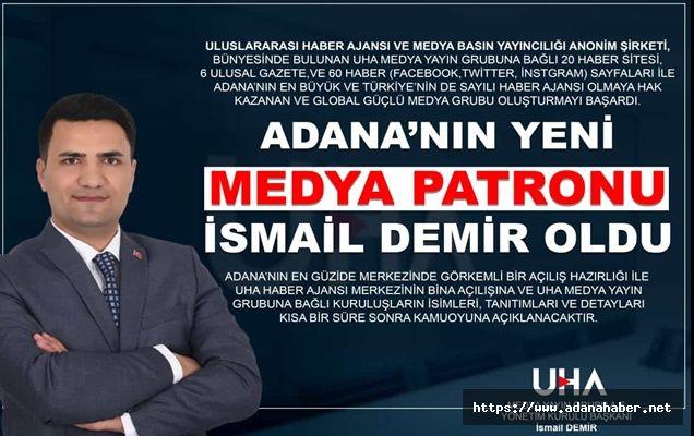 Adana yeni medya devini karşılamaya hazırlanıyor
