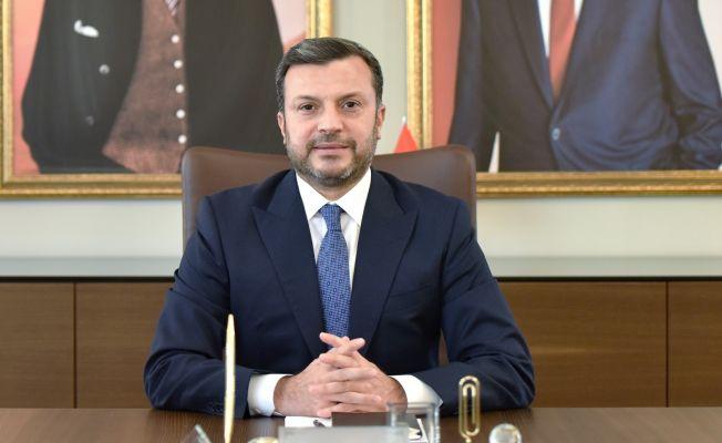 Başkan Kocaispir AFAD'a bağışladı