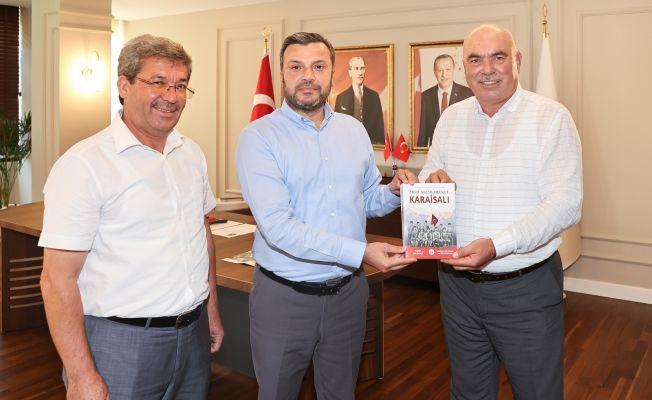 Başkan Kocaispir'den  Kızıldağ Karakucak Güreşleri'ne  destek