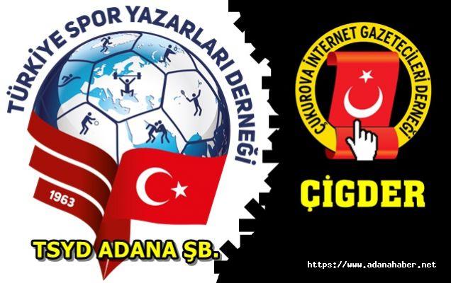 İnternet gazetecileri TSYD Adana Şubesini Kınadı