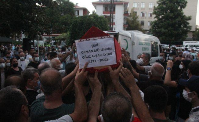 Kaza kırıma uğrayan uçakta ölen 3 Türk için tören düzenlendi
