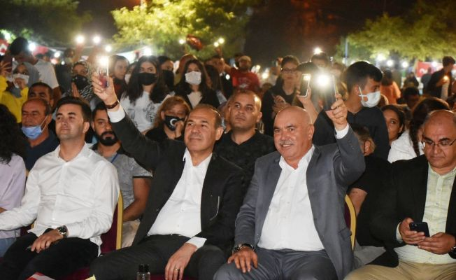 Kızıldağ Yaylası Ahmet Şafak'la coştu