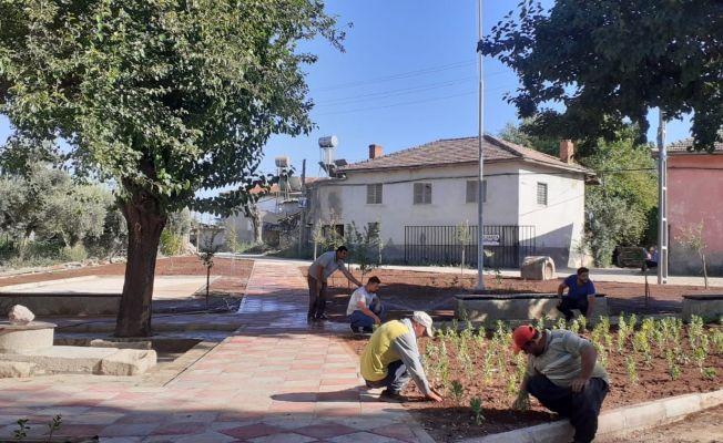 Kozan'da Işıklı mahallesine park yapılıyor