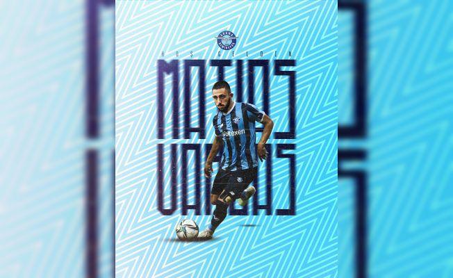 Matias Vargas, Adana Demirspor'da