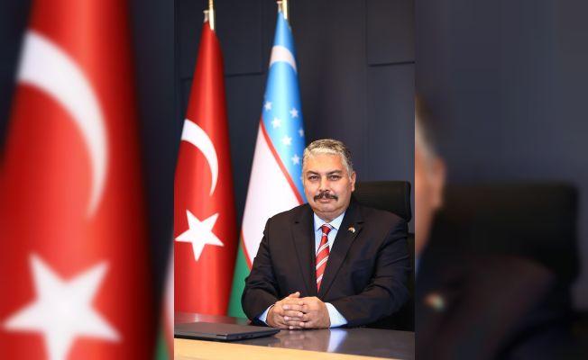 """""""Türkiye ile Özbekistan'ın ticaret hacmi 3 milyar dolar"""""""