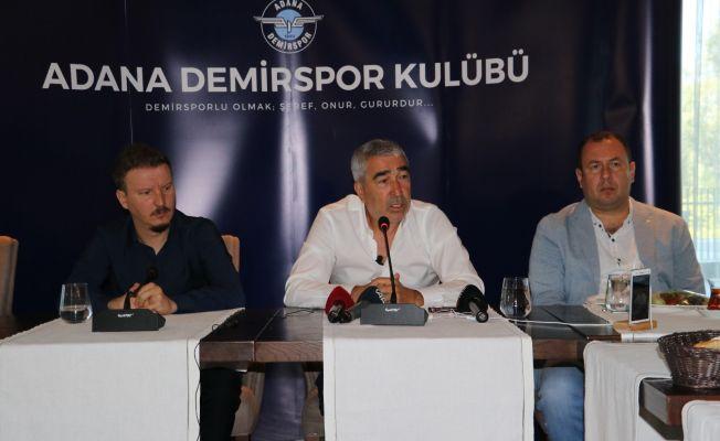"""Samet Aybaba: """"Deplasman yasağından en çok etkilenen takımlardan birisi olacağız"""""""