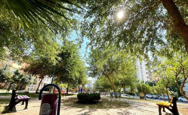 Seyhan'a 2 yeni park kazandırıldı