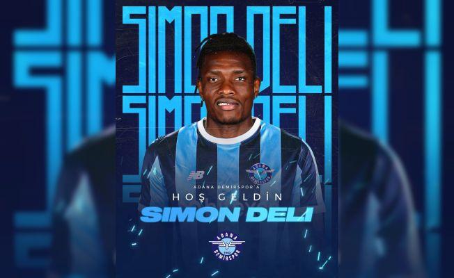 Simon Deli Adana Demirspor'da