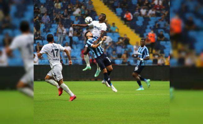 Süper Lig: Adana Demirspor: 0 - Fenerbahçe: 0 (İlk yarı)