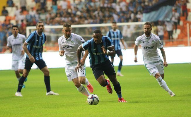 Süper Lig: Adana Demirspor: 0 - Konyaspor: 0 (Maç devam ediyor)