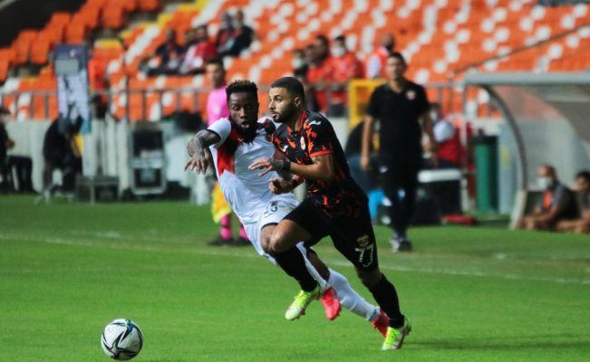 TFF 1. Lig: Adanaspor: 0 - Gençlerbirliği: 0 (İlkyarı sonucu)