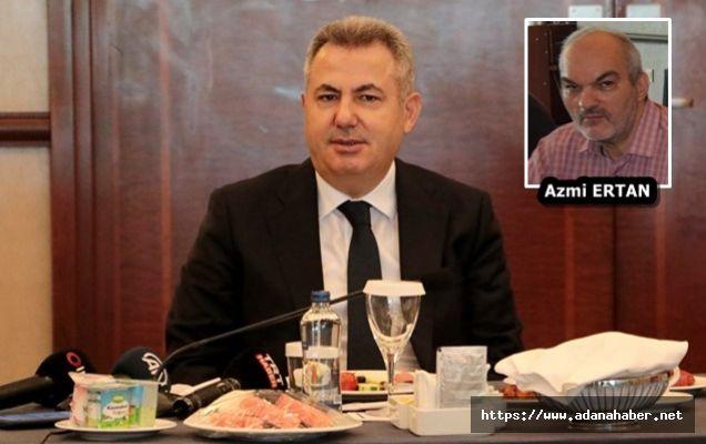 Vali Süleyman Elban gazetecilerle bir araya geldi