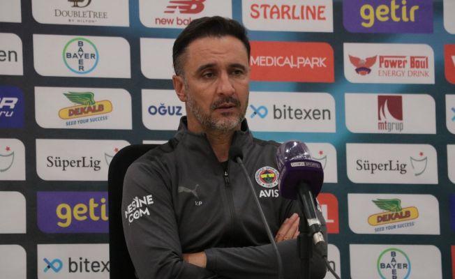 """Vitor Pereira: """"Gerçekten çok mutluyum"""""""