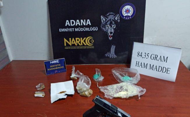 Adana'da 118 torbacı yakalandı