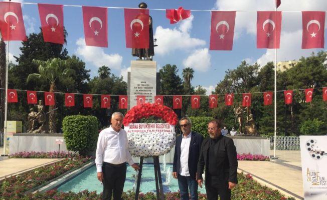 """Adana'da """"Altın Koza"""" heyecanı başladı"""