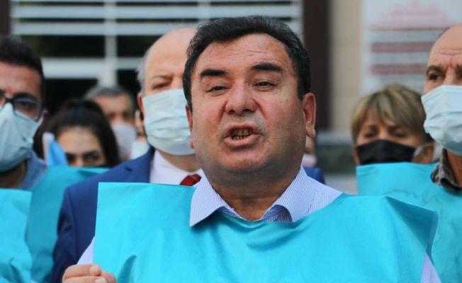 Adana'da filyasyon ekibine bıçaklı saldırı kınandı