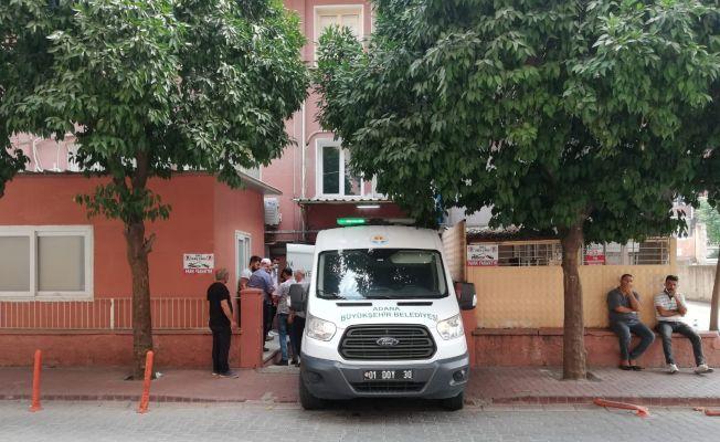 Adana'da kaçış rampası faciasında ölen kamyon şoförünün cenazesi alındı