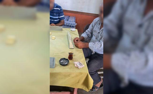 Yumurtalık ve Feke'de kumarbazlara ceza yağdı