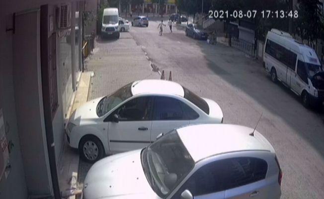 Kapkaççıyı vatandaş kovaladı polis yakaladı