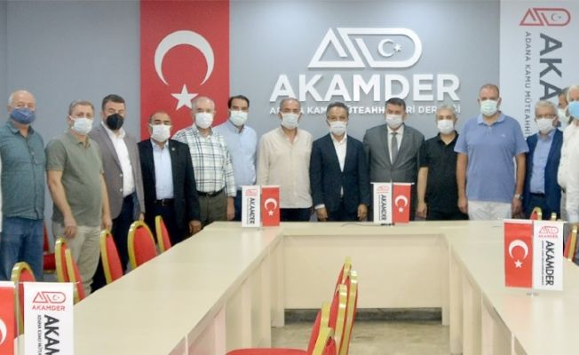 """Karslıoğlu: """"Kentsel dönüşüm tapu harcı ve damga vergisi iadelerini alıyoruz"""""""