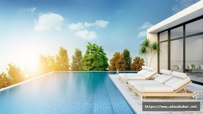 Kiralık villa sektöründe hızlı bir artış var!