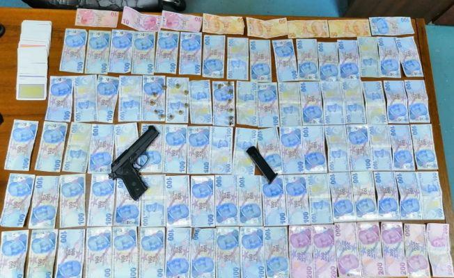 Kumar oynayan 140 kişiye 187 bin lira para cezası