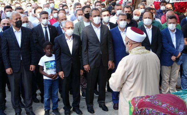 Bakan Yardımcısı Prof. Ahmet Emre Bilgili'nin acı günü