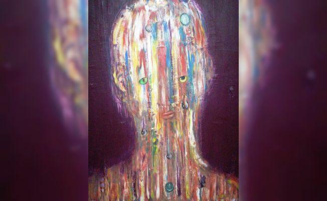 Ressam Çevirgen 5. kişisel resim sergisini Adana'da açıyor