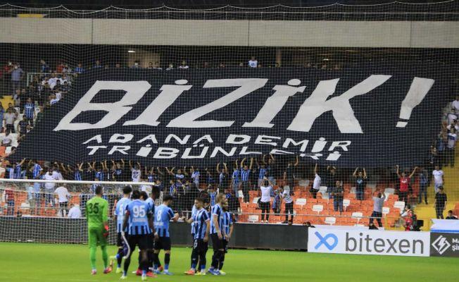 Süper Lig: Adana Demirspor: 1 - Gaziantep FK: 0 (Maç devam ediyor)