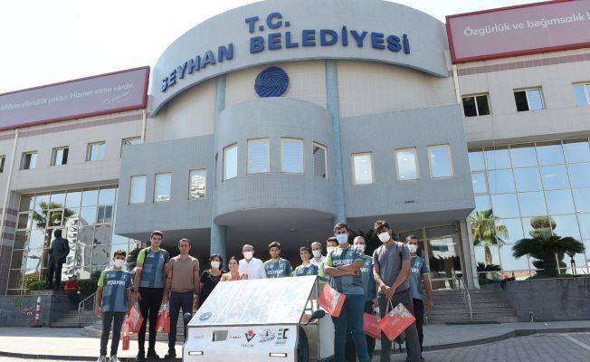 """Üç ödüllü """"Seyhan"""" Adana'da"""