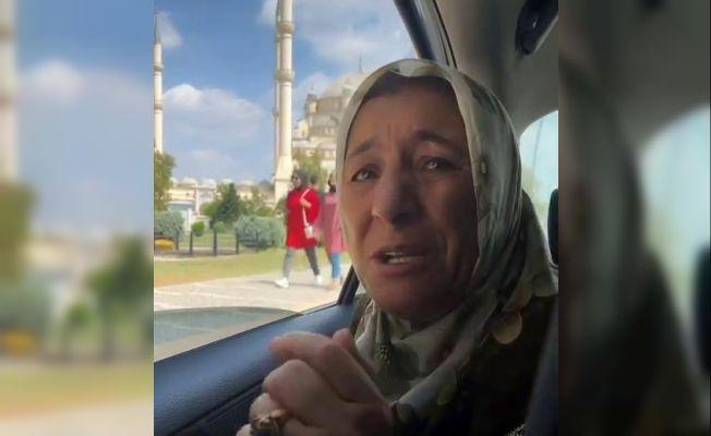 Yozgatlı Hatice Teyze'nin Adana sıcağıyla imtihanı