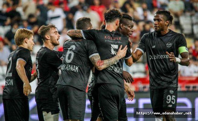 Adana Demirspor deplasman galibi: 2-1