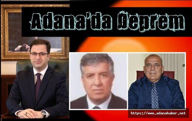 Adana il Müdürü ve yardımcıları gözaltında