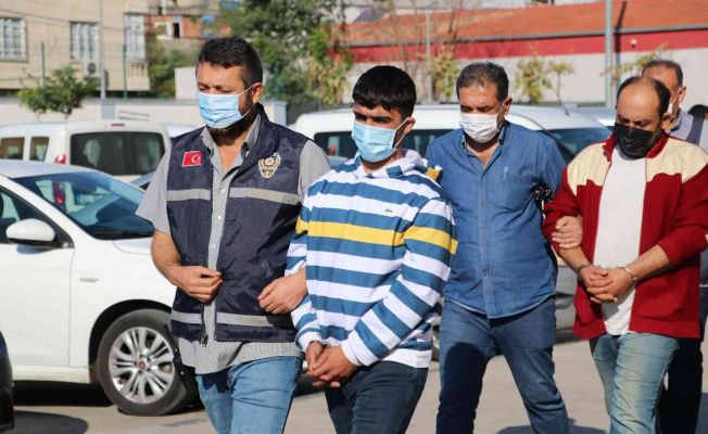Adana'da 90 firariye yönelik operasyona 21 tutuklama