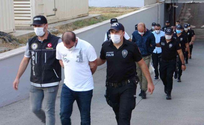 Adana'da torbacılara operasyon: 12 gözaltı