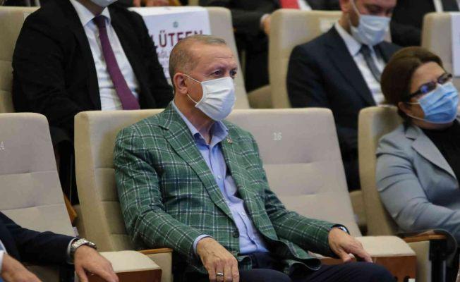 """Cumhurbaşkanı Erdoğan: """"Türkiye, dünyada öğrencilerine en çok barınma imkanı sağlayan ülkedir"""""""