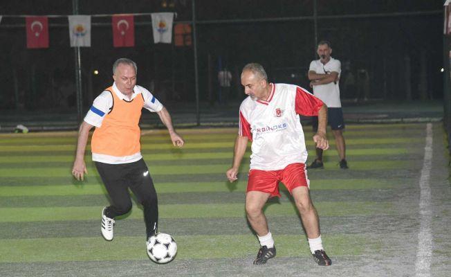 Cumhuriyet Futbol Turnuvası başladı