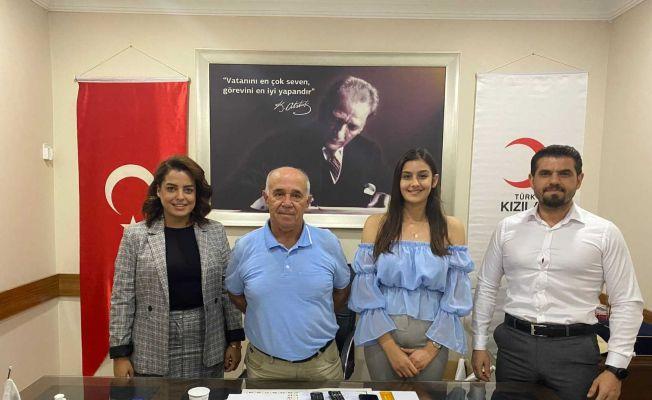 Kızılay Ceyhan'da Kadın ve Gençlik Kolları kurdu