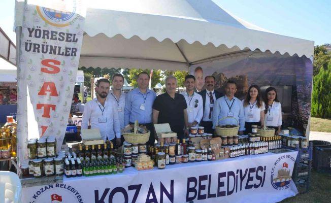 Adana Lezzet Festivali'nde yöresel ürünlere yoğun ilgi