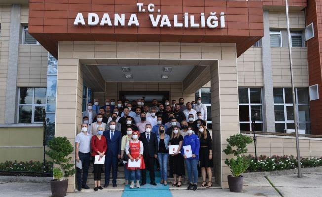 """Vali Elban: """"Adana Lezzet Festivali olarak ayrı bir kulvardayız"""""""