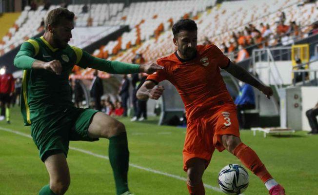 Ziraat Türkiye Kupası 3.Tur: Adanaspor: 2 - Adıyaman FK: 0